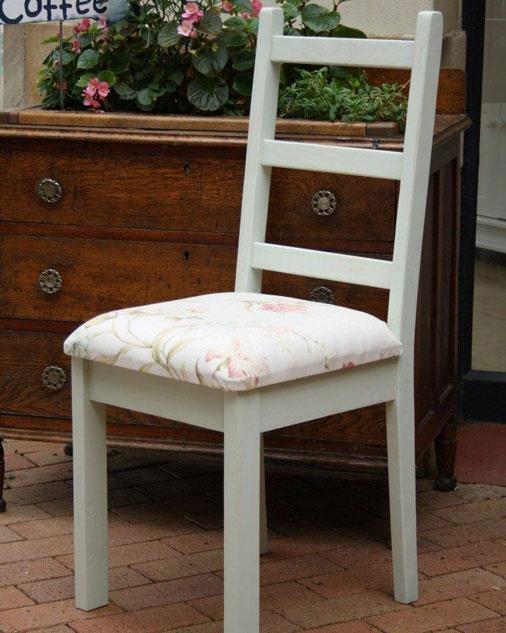 Ladder Back Chair 1000mm high