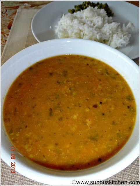 how to make hotel sambar