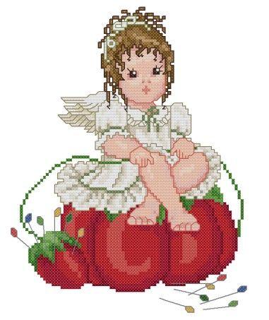 angelita alfiletero