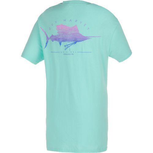 Guy Harvey Women's Sailfish Scribble T-shirt