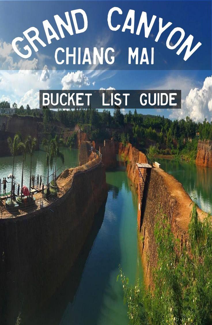 Grand Canyon, Chiang Mai – Thailand