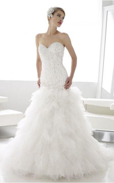Ball Gown Sweetheart Empire Sleeveless Floor-length Wedding Dresses wbs0260