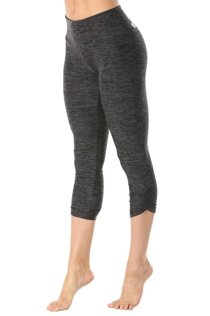 Rogiani.com - Butter High Waist Band Side Gather 3/4 Leggings - READY, $94.00 (http://www.rogiani.com/products/butter-high-waist-band-side-gather-3-4-leggings-ready.html)