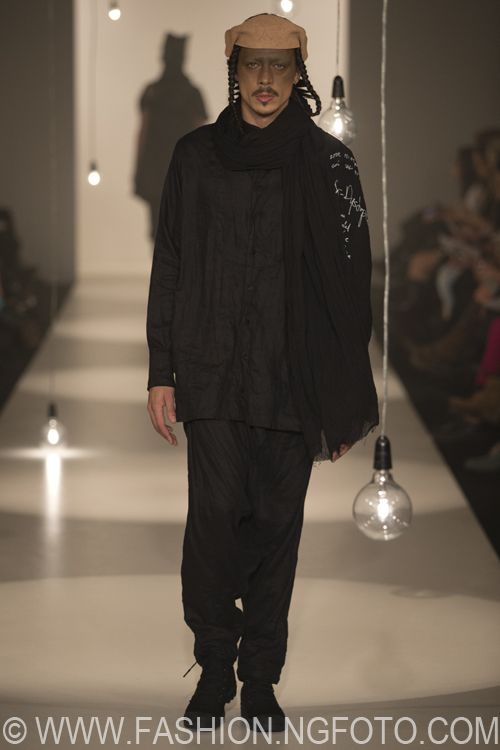 Look by #LelaJacobs #nzfw 2014 - more informations at http://www.lelajacobs.co.nz/