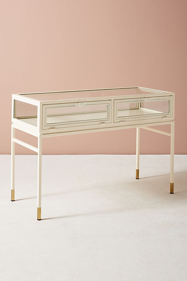 Slide View 3 Tannehill Display Storage Console Table