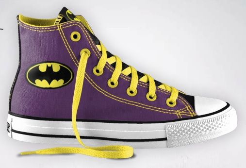 Batman Converse I want