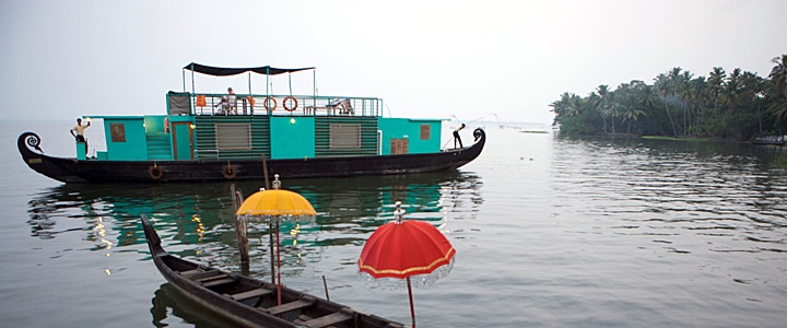 Discovery, part of Malabar Escapes, Allappuzha.