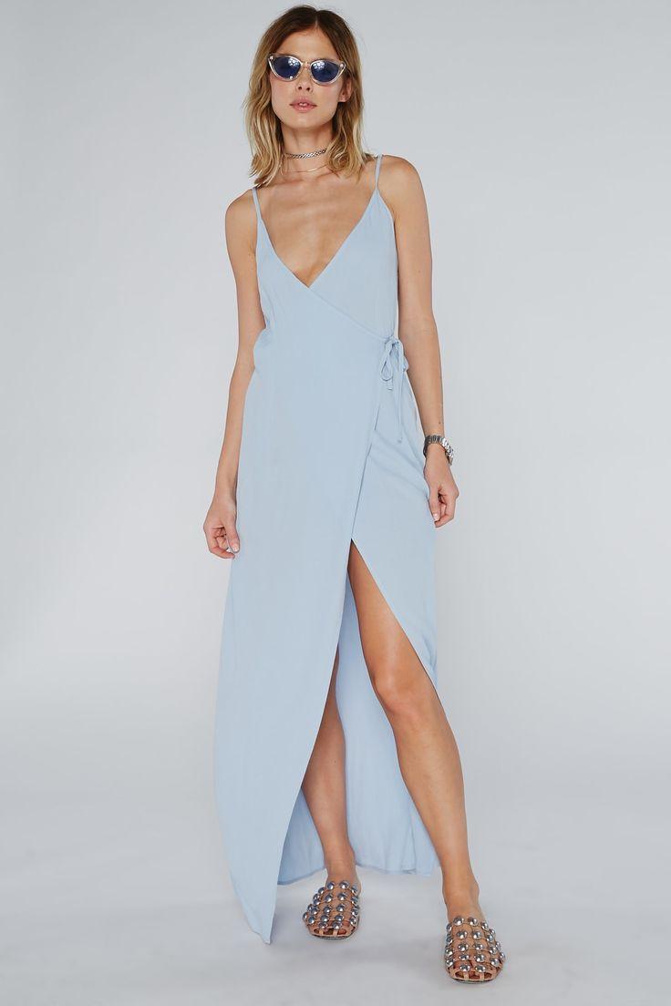 Wrap Around Dress was $196 now $64