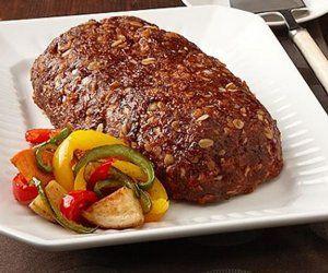 quaker oats meatloaf