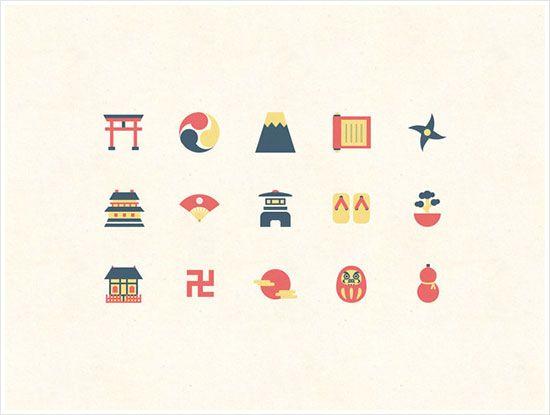 Japanese Icon by ichiro
