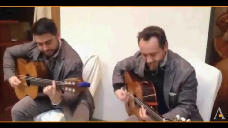 ALMA PROJECT 24/7 - Live Guitar Duo GS_DC @ Four Seasons Hotel - Get Lucky