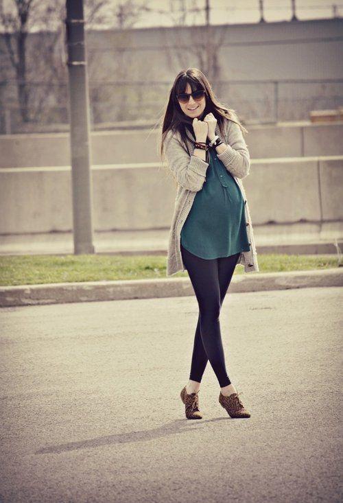 Moda para embarazadas   ActitudFEM