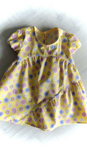 Kleider - Blumenregen - ein Designerstück von kleinerSonnenstrahl bei DaWanda