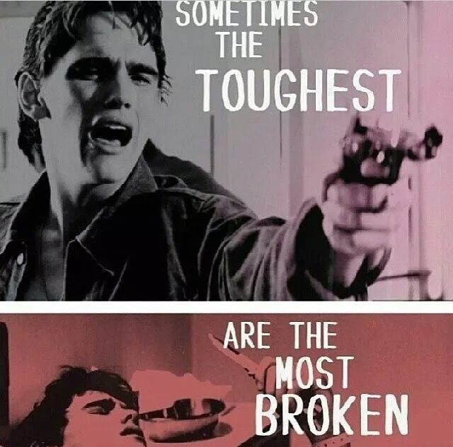 Ponyboy Quotes Simple 48 Best ♡The Outsiders♡ Images On Pinterest Dallas Winston Matt