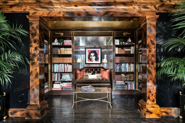 Tommy Hilfiger's penthouse for sale