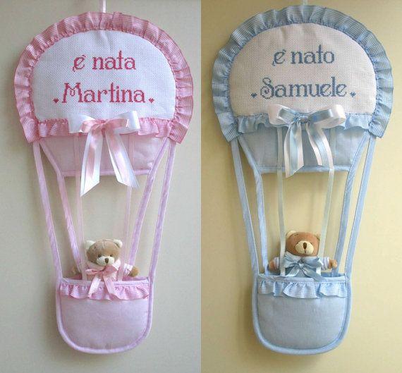 Oltre 1000 idee su punto croce bambino su pinterest - Come fare un porta lettere ...