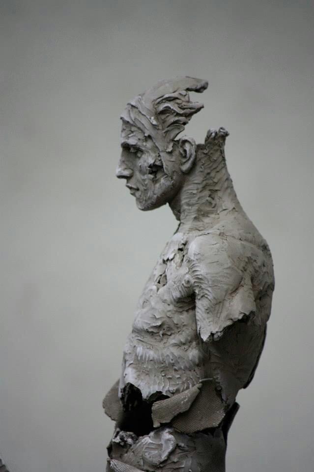 http://serrurierconflanssaintehonorine.lartisanpascher.com #art #sculpture par Christophe Charbonnel