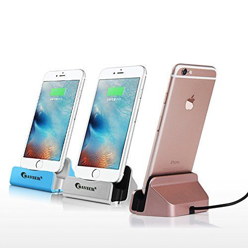 Nice Cars accessories 2017: Get FREE shipping on iPhone Charger Dock,BAVIER® iPhone Desk Charger,Charge and Sync Stand for iPhone 5s iPhone 6 iPhone 6s plus,iPhone Charger Station,Charge cradle,desktop iphone charger (silver) today. - Car Chargers Amazon Product Review  iPhone Chargers Check more at...