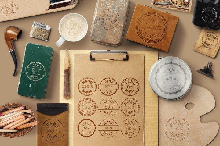 100 % Hand Made Badges By Barsrsind Shop