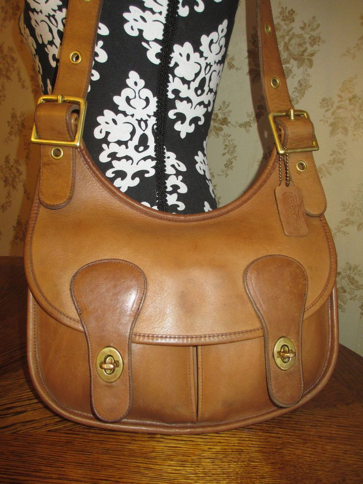 dating vintage coach bags