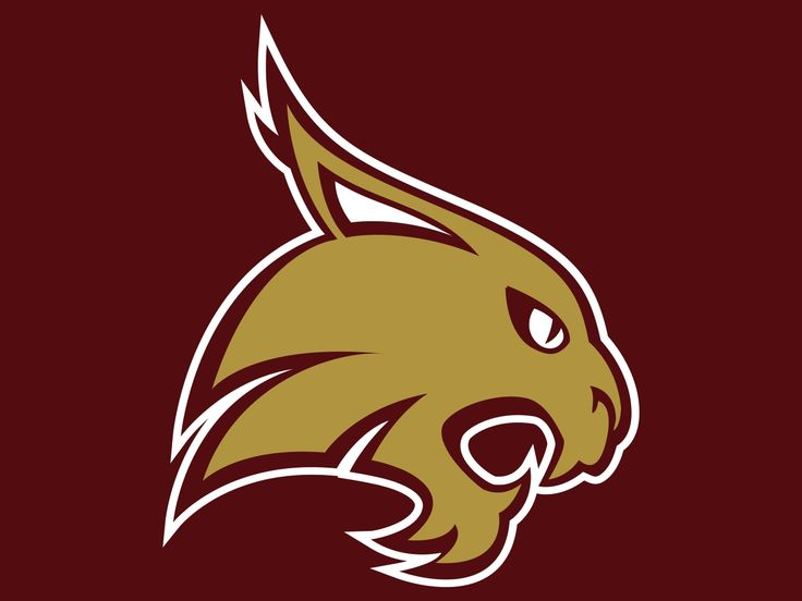Texas State Bobcats Maroon Amp Gold Fever Pinterest