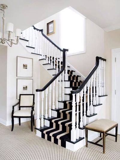 Maverick Home Decor Ideas ~ Stairs