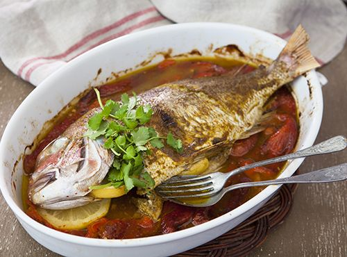 43 best images about african fish on pinterest african for African fish recipes