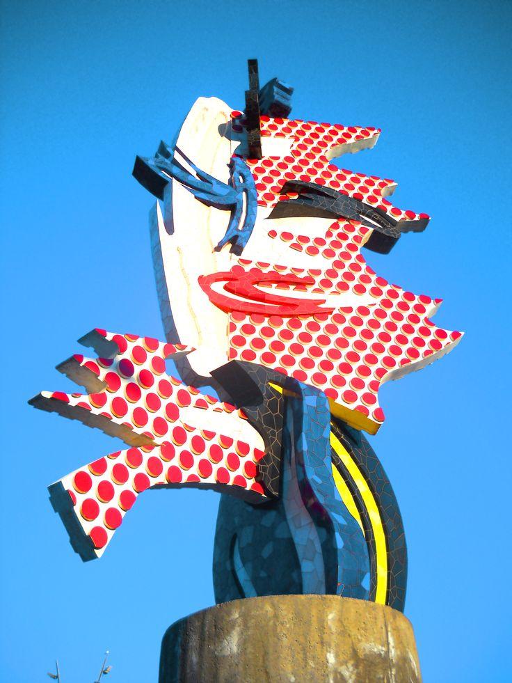 Roy Lichtenstein - El Cap De Barcelona