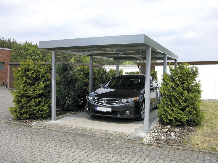 Ihr Neuer Carport Aus Stahl, MADE IN GERMANY Und Mit 10 Jahren  Werksgarantie. Ausstattung U0026 Design Nach Ihren Wünschen, In Standard  U0026  Individuellen Größen.