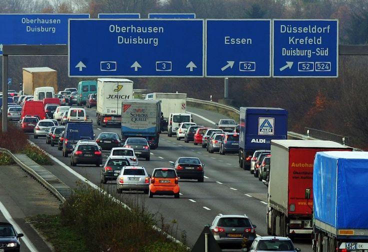 Germania Va Introduce Taxa de Drum pentru Mașinile Înmatriculate în Afara Țării