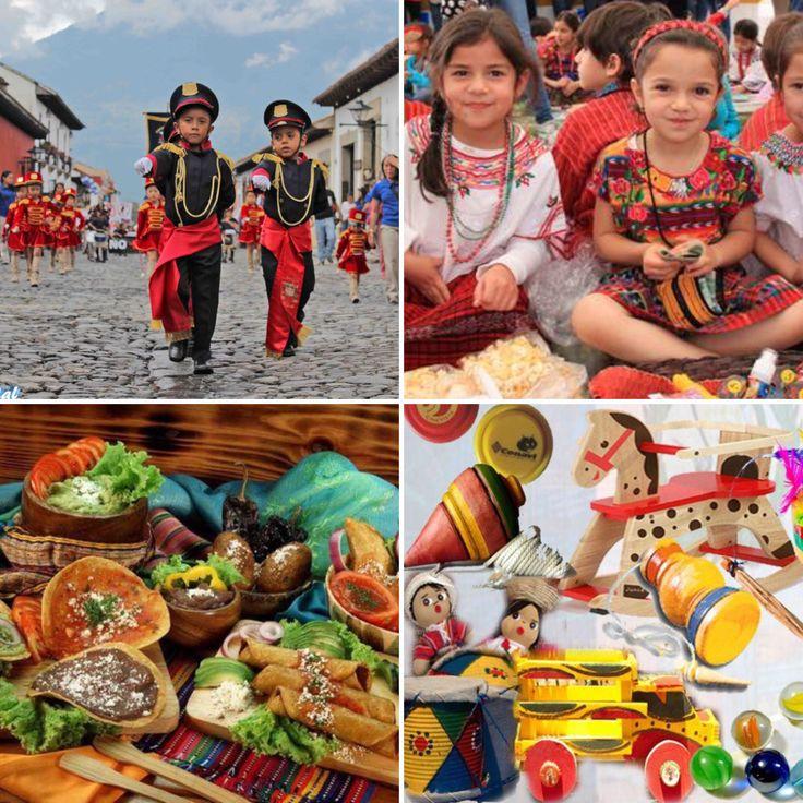 Este fin de semana estamos celebrando la Independencia de Guatemala, el 15 de septiembre de 1821 los Próceres de la Independencia firmaron el acta de Soberanía de Guatemala. La fiesta oficial es de…