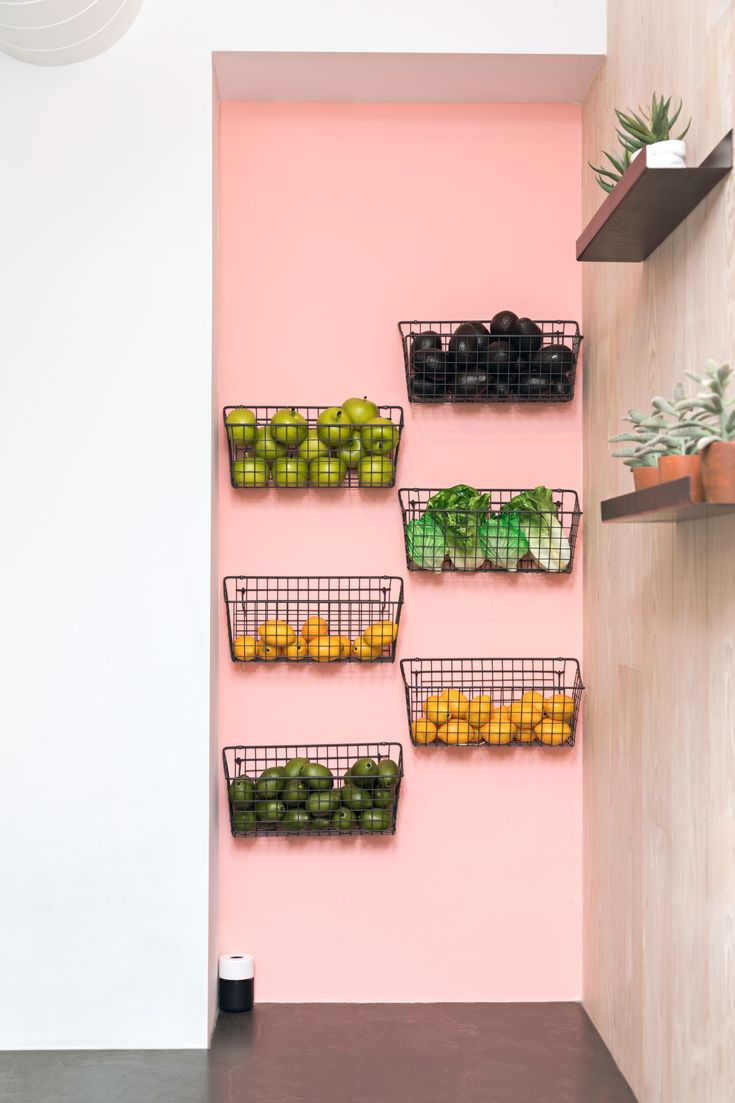These 9 Grocery Storage Solutions Might Help Your Food Last Longer #Kitchen Ideas