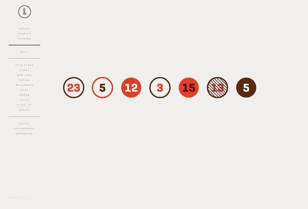 シンプルさが美しいミニマルデザインのウェブサイト35選   SEO Japan
