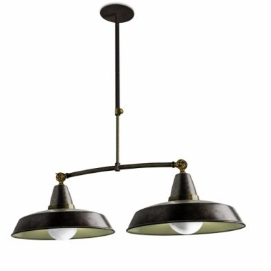 1000 images about table lamps on pinterest for Suspension 3 lampes industriel