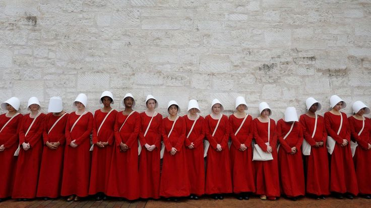 WELCOME TO THE REAL LIFE HAND MAIDS TALE WHERE THE WORD WOMAN IS NOT USED & MOTHERHOOD is only mentioned in relation to ABORTION or MATERNAL LEAVE .This is DISGRACEFUL a room full of OLD WHITE MALES has redefined WOMENS HEALTH ISSUES WITH OUT A WOMAN ANY WHERE IN SIGHT & literally crafted a 142 page REALIGNMENT of WOMAN'S HEALTH ISSUES without EVEN MENTIONING THE WORD WOMAN AMERICA WHY ARE YOU ALLOWING THIS WHAT THE FU©K IS WRONG WITH YOU! signed Mr Skratch
