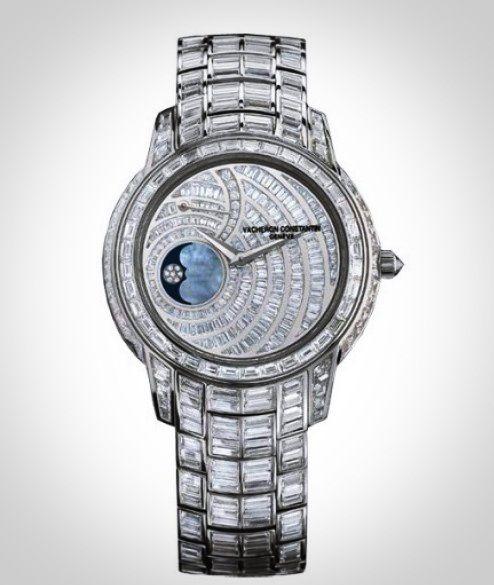 10 000 Up Diamond: Vacheron Constantin Kalla Lune