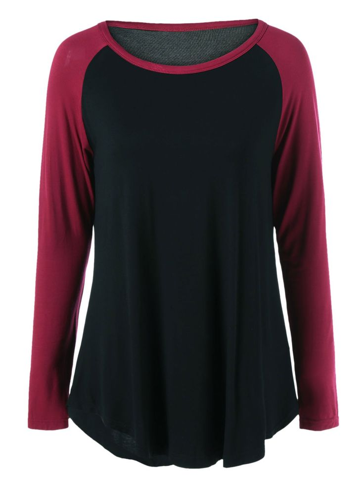 Slimming Long Sleeve Tee