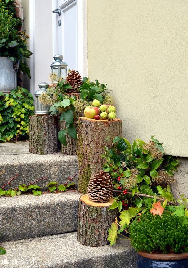 Hof 9: DIY im Herbst und ein Füllhorn der Natur i…