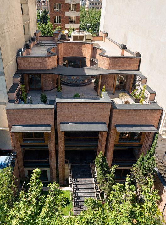 Renovación de una casa en Kaveh Teherán,© Mehrdad Emrani