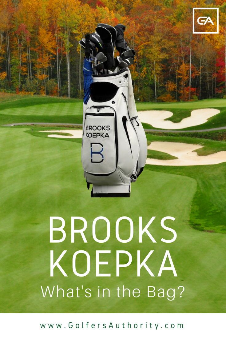a77b620d13b37 Brooks Koepka is one of the best golfers in the world. Check out what is in  his bag (WITB) to help you take your golf game to the next level.