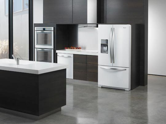 Newest trend kitchen appliance colors - Will Quot White Ice Quot Replace Stainless Steel As The New