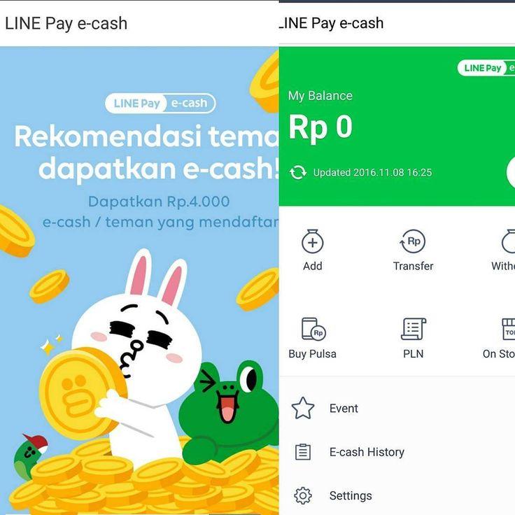 LINE Ramaikan Persaingan e-Money di Indonesia  Bicara tentang LINE berarti bicara aplikasi messenger yang  yang tidak pernah berhenti berinovasi. Mulai dari LINE Sticker yang bikin chatting lebih ekspresif dan ladang monetize para seniman LINE Webtoon yg jadi barometer komik di Indonesia LINE Today yang digadang2 jadi portal berita terbesar di Indonesia dan yang terakhir adalah LINE e-cash calon penggerak e-money di Indonesia. Ingat LINE juga punya jaringan e-commerce nya sendiri.  Iya per…