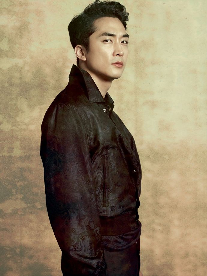 Song Seung Hun - Marie Claire Magazine May Issue '14