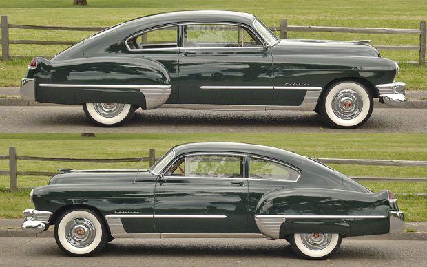 1949 Cadillac Series 62 Sedanette | Bring a Trailer