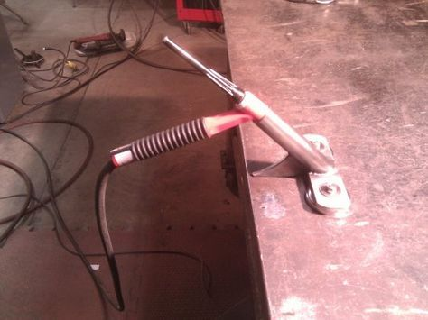 Tig Torch Holder - Miller Welding Discussion Forums