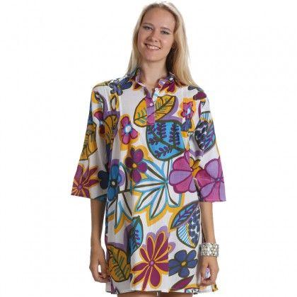 Blusón moda India  Saibay.com