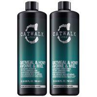 TIGI Catwalk Oatmeal & Honey Tween Set: Shampoo 750ml & Conditioner 750ml