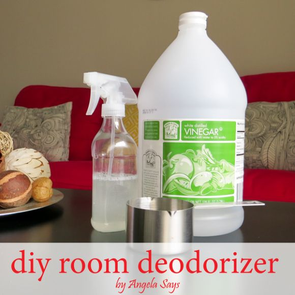 how to get rid of the musty smell diy room deodorizer angela says. Black Bedroom Furniture Sets. Home Design Ideas