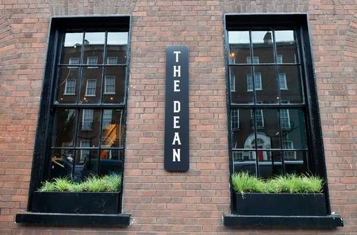 The Dean Hotel, Dublin. The Harcourt Street four-star is the first new hotel to open in the capital in over 18 months. Scroll through the gallery for more photos. Its so hipster is hurts! 19Nov2014 Now opening!