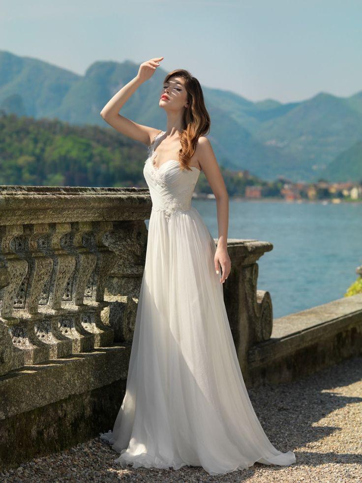 Wedding Gown 1955 Rochii T